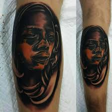 tattoo nusa dua portrait of native tribal man portrait native bestbalitattoo