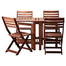 outdoor covered patio designs ikea bistro set made of woodebn with