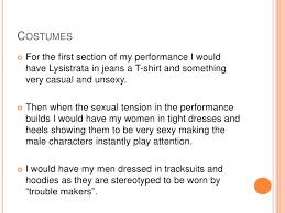 lysistrata themes essay lysistrata essay directors interpretation lysistrata a comedy of
