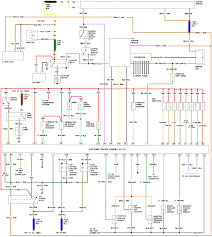 mustang ignition wiring diagram with electrical 95 diagrams