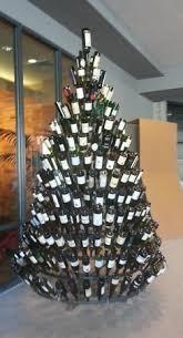 christmas tree wine bottles rainforest islands ferry