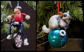 favorite handmade tree ornaments notes