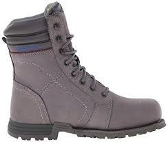 womens work boots caterpillar echo waterproof steel toe work boot womens