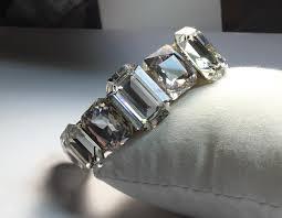 all swarovski rings images Large swarovski crystal wristy jpg