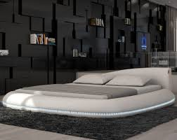Modern Bed Design Splendid Bedroom Furniture Designs Ideas With White Round Floor