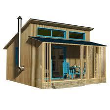 blueprints for cabins clerestory cabin plans