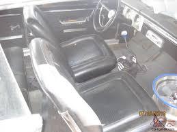 Plymouth Barracuda Classic Manual 4 Speed Bucket Seats