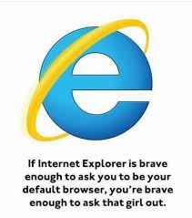 Internet Explorer Memes - dopl3r com memes if internet explorer is brave enough to ask