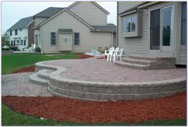 Concrete Paver Patio Designs by Paver Patio Designs Pictures Perfectvenue Us