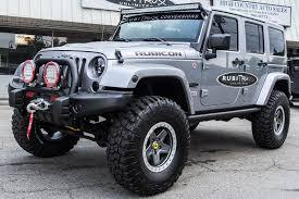 led light bar jeep wrangler pintler wheels rigid 50 led light bar recon smoked marker