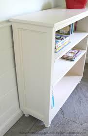 Build A Bookshelf Easy Remodelaholic Build A Bookshelf With Adjustable Shelves