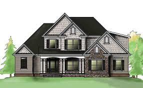 home plans with front porches three story southern style house plan with front porch