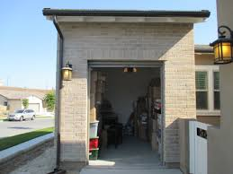 garage living space panoramalite pull down retractable screen for a single car garage