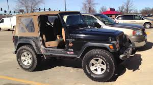 jeep with 2 inch lift 1 5 inch lift with 35s 1997 jeep wrangler tj