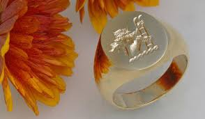michael drechsler jewelry ltd gold signet ring with price