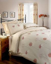 sanderson summer breeze double duvet cover bed linen floral with 2