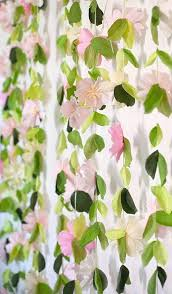 cheap garlands for weddings best 25 flower garlands ideas on hanging paper