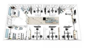 open space floor plans grundriss büro open space büro mit empfang arbeitsbreichen