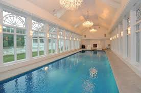 Residential Indoor Pool Dive Into Winter 5 Dreamy Indoor Pools William Pitt Sotheby U0027s