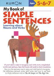 Kumon Worksheets Pdf Kumon Publishing Kumon Publishing My Book Of Simple Sentences