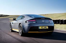aston martin suv aston martin v12 vantage s gets manual transmission