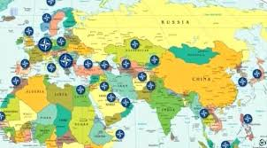 russia map border countries russian aggression you say hmmmm steemit