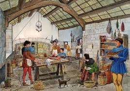 cuisine au moyen age index of histoire enfants moyen age enfants coloriages moyen age