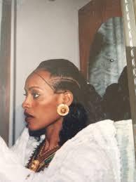 eritrean hairstyle hair pinterest eritrean