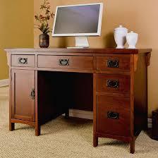mission oak corner computer desk mission style computer desk tubmanugrr com