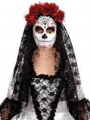 como hacer mascaras en forma de rosa máscaras de halloween y caretas de payaso asesino baratos