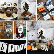 Halloween House Party Ideas by Haunted House Party Decorations Set Halloween Party Full Decor