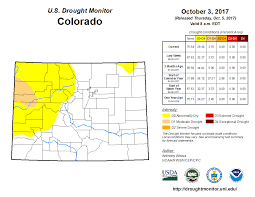 nws pueblo co drought information