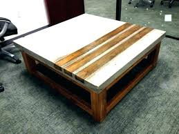 concrete coffee table for sale how to make concrete coffee table add the re enforcement diy