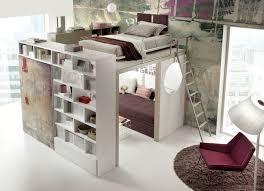 elevated bed interior design ideas