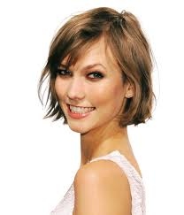 karlie kloss breathe new life into fine hair with a chin length