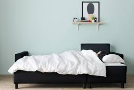 ikea lugnvik sofa bed review distasteful but practical