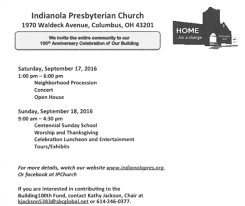 thanksgiving worship set indianola presbyterian church
