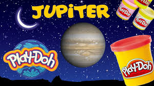 make your own play doh jupiter play doh universe planets