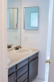 modern diy bathroom vanity ideas and reveal