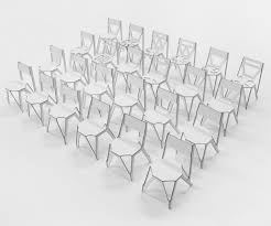 bone chair by julien de smedt architects dezeen