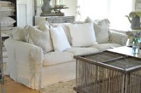 cute slip covered sofas about sofas amazing canvas couch covers