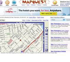 Map Quest Direction Mapquest The Counterexampleremember When