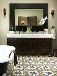 unique bathroom mirror frame ideas wooden vanity double white