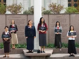 mormon dress code business insider