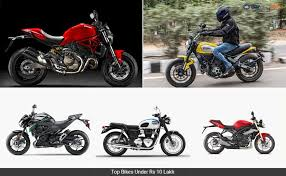 Home Design 10 Lakh Top Bikes Under Rs 10 Lakh Ndtv Carandbike