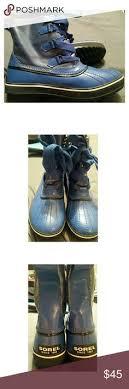 sorel s tivoli boots size 9 sorel s tivoli 2 winter boots black sorel tivoli suede