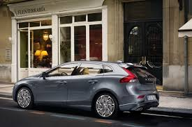 volvo hatchback interior volvo v40 photos leaked again premium interior revealed