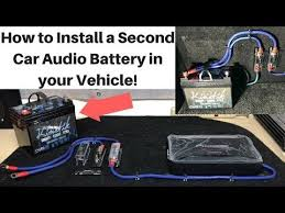 the 25 best car audio battery ideas on pinterest charging car
