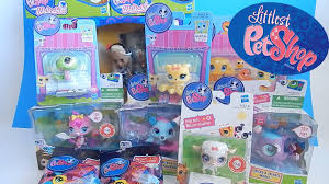 Blind Bag Littlest Pet Shop Littlest Pet Shop Toy Haul Blythe Walkables Blind Bags Youtube