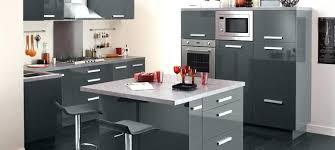 cuisine laqué noir meuble cuisine laque noir robotstox com